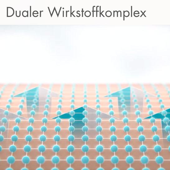 Dualer Wirkstoffkomplex